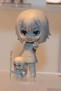 Why do people have grey nendoroids?