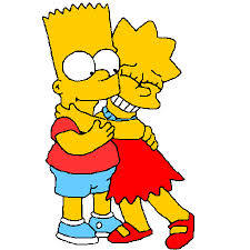 ~.POST A PIC OF LISA AND BART 2GETHER