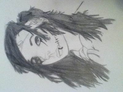 Is my drawing of Andy sixx any good?