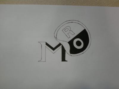 What do think about my logo I drew?