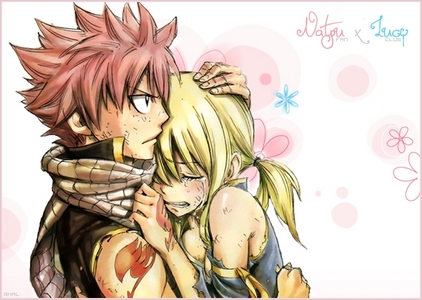 Post A Pic Of nalu protecting each other[Nalu week]