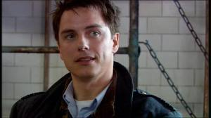 Who the hell orders a pizza under the name Torchwood?
