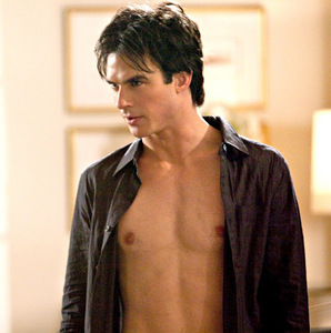 Post a picture of Ian Somerhalder.
