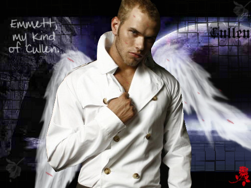 Post a picture of Kellan Lutz.