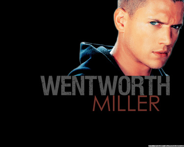 Post a picture of Wentworth Miller.