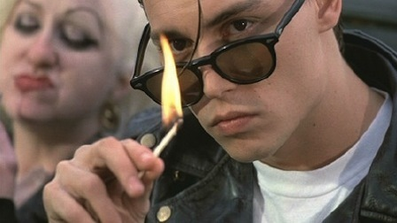 Post a pic of your actor with fire...
