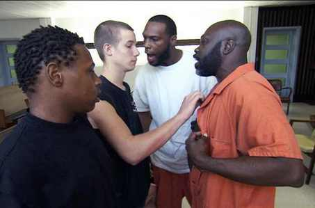 Do tu watch beyond scared straight????