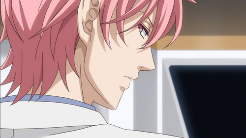 Anime Characters With Pink Hair : Anime character with pink or purple hair