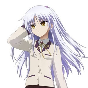 Did anyone notice how different Kanade seemed in episode 13: Graduation?