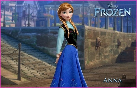 Post a pic from Frozen movie