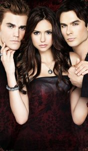 Which is better Elena with Stefan atau Elena with Damon