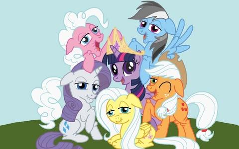 oh my stars   my little pony friendship is magic