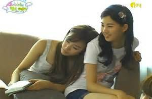Post the best pic of Tiffany and Seohyun