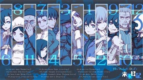 Post a good psychological anime.