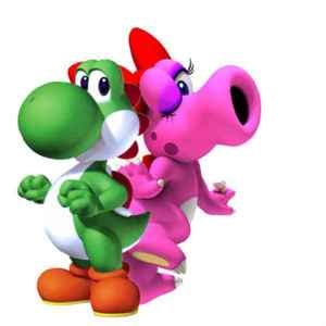 Post your paborito color Yoshi!!