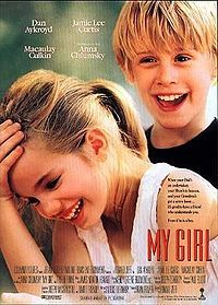 have any of Ты seen the movie my girl?