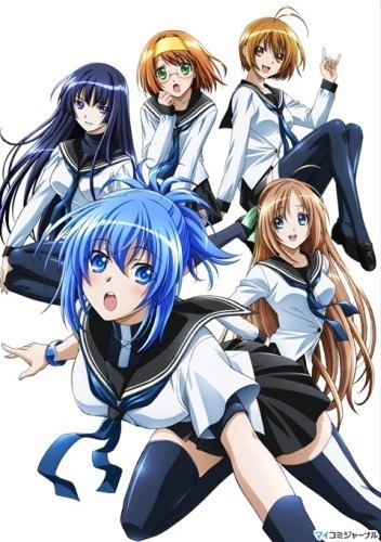Where online can i watch Kampfer Anime?