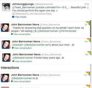 Does your favourite actor have twitter?