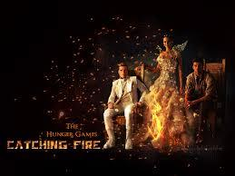 ARE wewe READY FOR CATCHING FIRE?!!!!! Who is wewe inayopendelewa New Character?