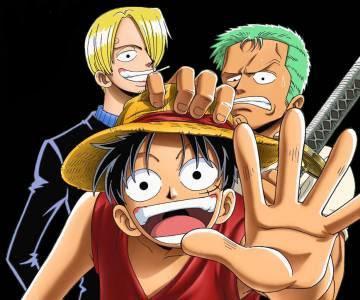 post a strong anime trio