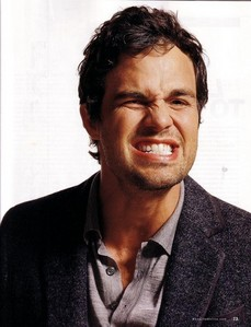 Post a pic of your actor making a funny growly face.