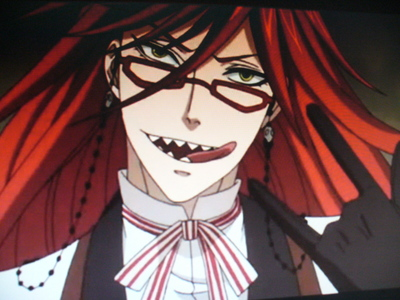 Post a picture of a red haired character. My three would be Grell (Black Butler),Kyouko(Madoka Magica) and Munto (Munto).And it dosent have to be three it can be as much as you want.^ - ^