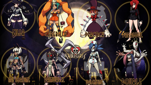 Have आप ever heard of SkullGirls it is super awesome.Also what is your favorite?