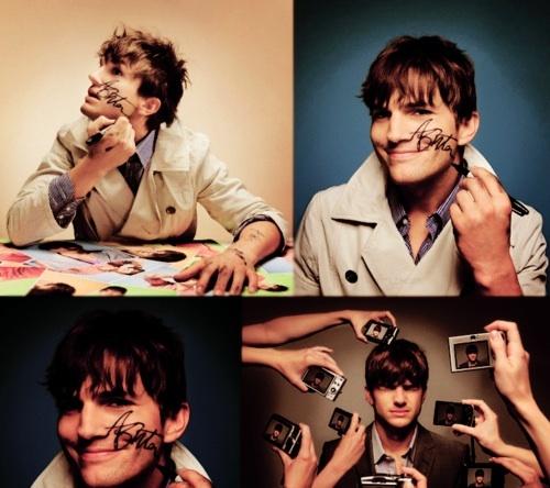 Post a pic of Ashton Kutcher