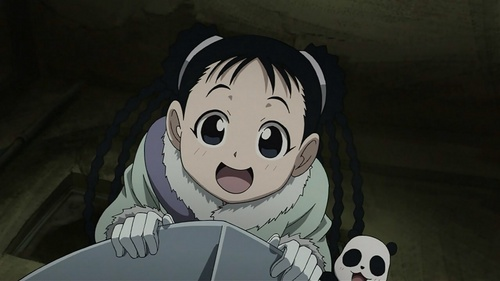 Is tere an anime character that your father/mother likes very much??