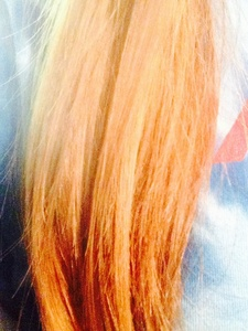 What colour would Du say my hair is?