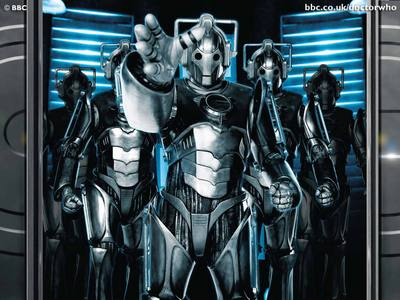 WHAT IS YOUR ASPECT ON THE CYBERMEN?