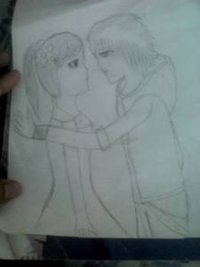 Post your drawing atau video that made sejak yourself....
