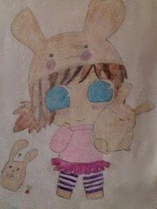 Post a picture আপনি drew in elementary school.