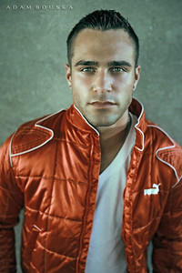 Post a picture of an actor who is also a model.