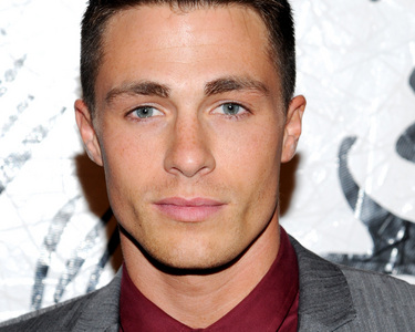 Post a hot picture of Colton Haynes.