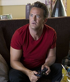 Post a picture of an actor playing a video game