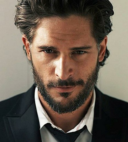 Post a picture of an actor with a beard.