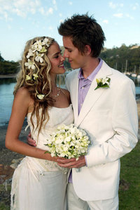 Post a picture of an actor who is wearing wedding suit