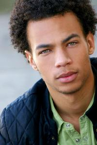 Post a picture of an actor with an afro.