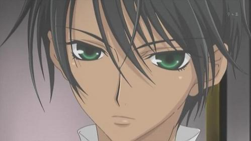 Post sexiest anime male eyes that make bạn blushing.....