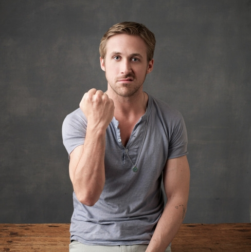 Post a picture of an actor with veins showing.