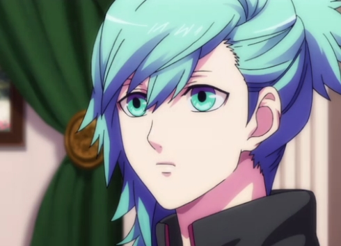 How many Blue haired guys are there in Anime?