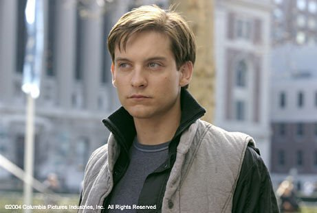 Post a picture of Tobey Maguire who looks sexy