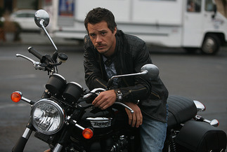 Post a pic of your actor with a motorcycle.