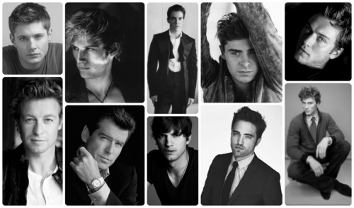 Post a collage of your superiore, in alto 10 hotties