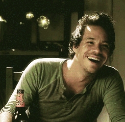 Post a pic of your actor laughing.