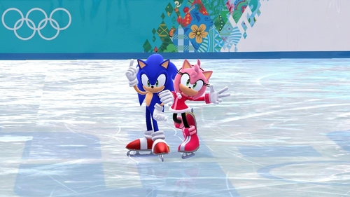 [Not for Sonamy प्रशंसकों या Shadamy fans] Is Amy with Sonic या Shadow?