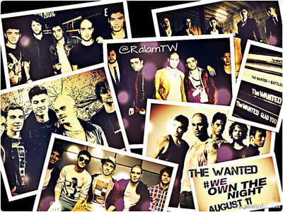 What did آپ first think of The Wanted's album Word Of Mouth?