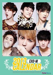 POST YOUR FAVORITE PICTURE OF EXO M.....
