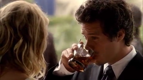 Post a pic of your actor drinking something.